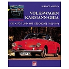 VW Karmann-Ghia by Laurence Meredith