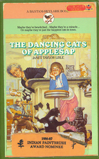 The Dancing Cats of Applesap by Janet Taylor…