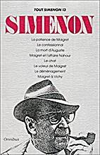 Tout simenon t13. by Georges Simenon