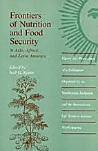 FRONTIERS OF NUTRITION and Food Security by…