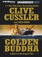 Golden Buddha (The Oregon Files) by Clive…
