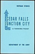 Cedar Falls--Junction City : a turning point…