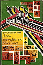 Living and believing 1974 by Salvation Army