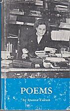 Poems by Ioanna Tsatsos