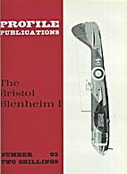 The Bristol Blenheim I (Profile…