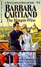 The Marquis Wins by Barbara Cartland