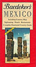 Baedeker's Mexico by Jarrold Baedeker