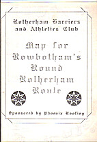 Rowbothams Round Rotherham Route by…