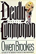 Deadly Communion by Owen Brookes