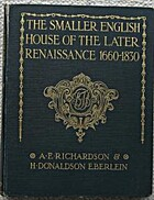 The smaller English house of the later…