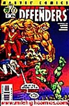 Defenders (2001) #6 by Erik Larson