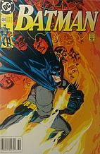 Batman # 484 by Doug Moench