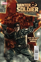 Winter Soldier #01 by Ed Brubaker