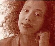 Author photo. Yasmine Allas (Buchumschlag)