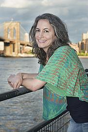 Author photo. Jessica Topper, copyright Jay Blakesberg