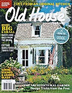Old House Journal August 2015 by Lori…