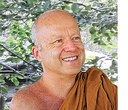 Author photo. The Venerable Thanissaro Bhikkhu. Photo from <a href=&quot;http://forestmeditation.com&quot; rel=&quot;nofollow&quot; target=&quot;_top&quot;><i>Forest Meditation</i></a>.