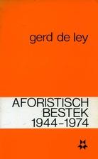 Aforistisch bestek 1944-1974. Essays,…