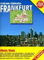 Großraum-Städteatlas Frankfurt by…