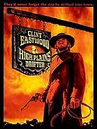 High Plains Drifter [1973 film] by Clint…