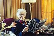 "Author photo. Courtesy of Susan Sherman, at <a href=""http://digital.library.upenn.edu/women/sarton/blouin-biography.html"" rel=""nofollow"" target=""_top"">UPenn Digital Library</a>"