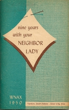 Nine Years With Your Neighbor Lady Recipes…