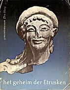 Het ||geheim der Etrusken by Massimo…
