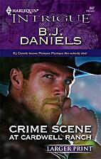 Crime Scene At Caldwell Ranch