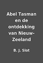 Abel Tasman en de ontdekking van…