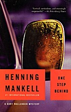 One Step Behind by henning mankell