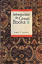 Introduction to Great Books - First Series:…