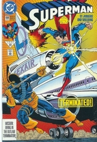 Superman, Vol. 2 # 68 by Dan Jurgens