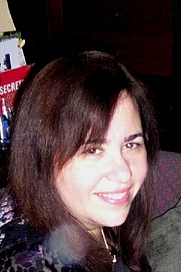 Author photo. Ann Sanfedele