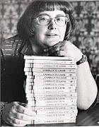 Author photo. Sheila Ann Mary Coates Holland