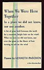 When We Were Here Together by Kenneth…