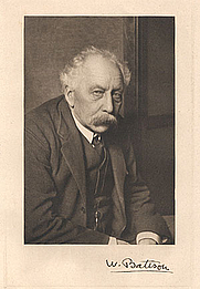 Author photo. William Bateson. Wikimedia Commons.