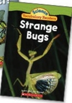 Science Vocabulary Readers: Strange Bugs by…