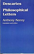 Descartes: Philosophical Letters by…