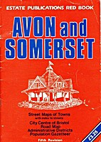 Avon and Somerset (Red Book) by Estate…