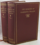 The Memoirs of Harriette Wilson, vol. I by…
