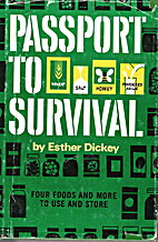 Passport to Survival: Four Foods and More to…