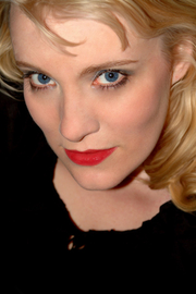 Author photo. (c) Lisa Williams @ cherry bomb rock photography