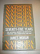 NATSOPA SEVENTY-FIVE YEARS by James Moran
