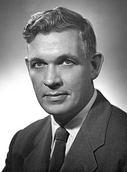 Author photo. John W. Dodds