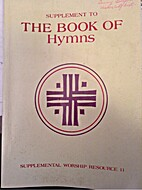 Supplement to the Book of Hymns by Carlton…