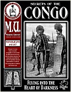 Secrets of the Congo by Michael Fredholm von…