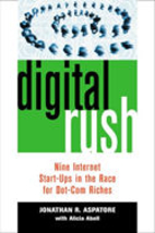 Digital rush : nine internet start-ups in…