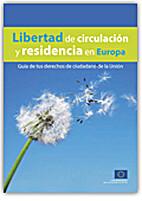 Libertad de circulación y residencia en…
