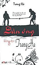 Đàn Ông Không Đọc Trang Hạ by Trang…