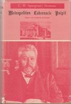 Metropolitan Tabernacle Pulpit Vol 23: 1877…